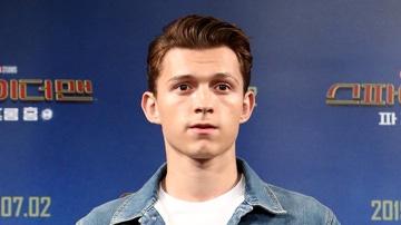 Tom Holland, protagonista de 'SpiderMan'