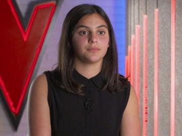 """Enshar Ghateh: """"Esta es mi segunda oportunidad en La Voz Kids"""""""