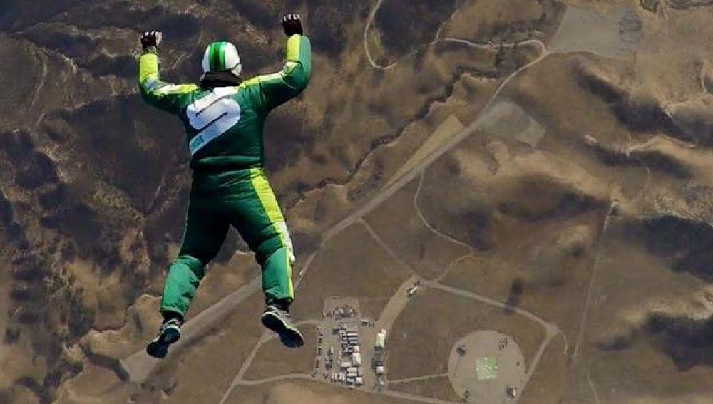 El salto de Luke Aikins