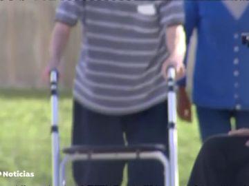 Un anciano mata a otro a golpe de bastón en una residencia de Barcelona
