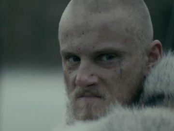 Alexander Ludwig, Bjorn Piel de Hierro en 'Vikingos'