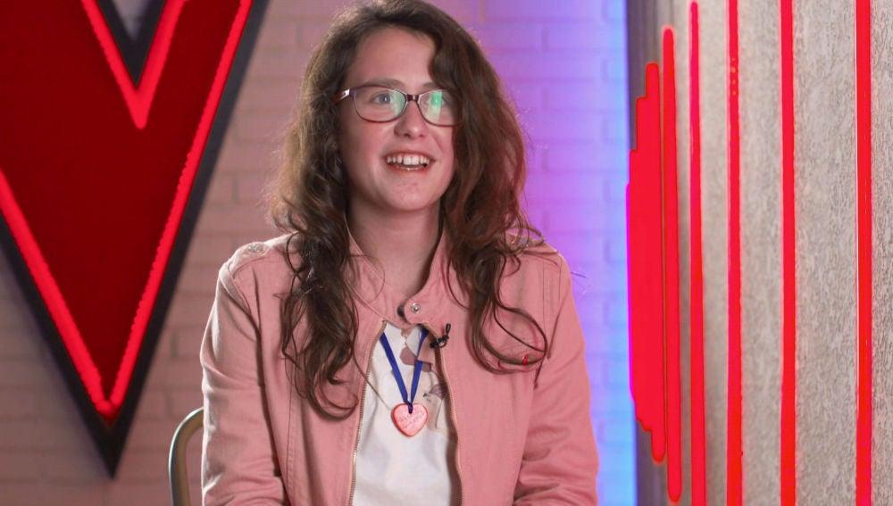 """Gisela Troyano: """"Es la primera vez que me subo a un escenario"""""""