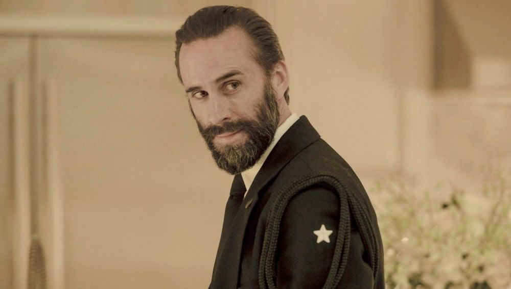 Joseph Fiennes en 'El cuento de la criada'