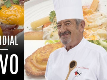 Celebra el Día Mundial del Huevo con deliciosas recetas de 'Cocina abierta de Karlos Arguiñano'