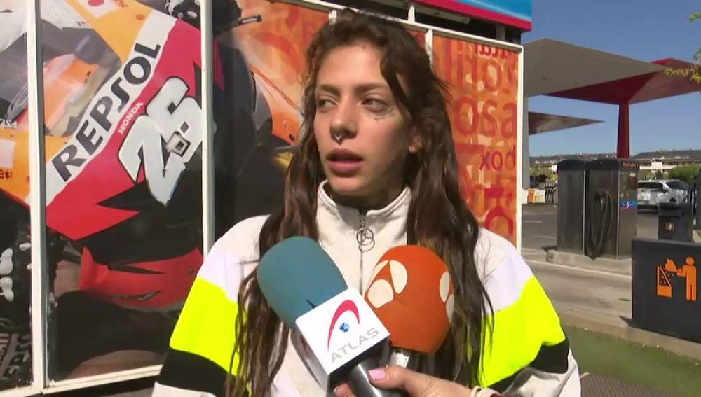 """La hija de Juan Carlos Quer,  """"Yo vivo con él y no es agresivo. Es incapaz de hacer daño"""""""