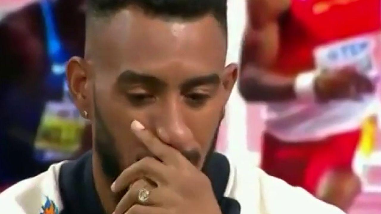 El Duro Relato De Orlando Ortega Tras La Final De 110