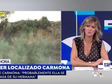 Desaparecida en Carmona.