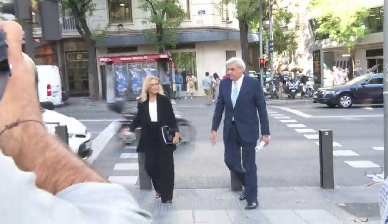Cifuentes declara por la adjudicación de la cafetería de la Asamblea de Madrid
