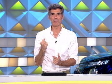 ¿El vello crece más fuerte si lo afeitas?, Jorge Fernández lo aclara en 'La ruleta de la suerte'