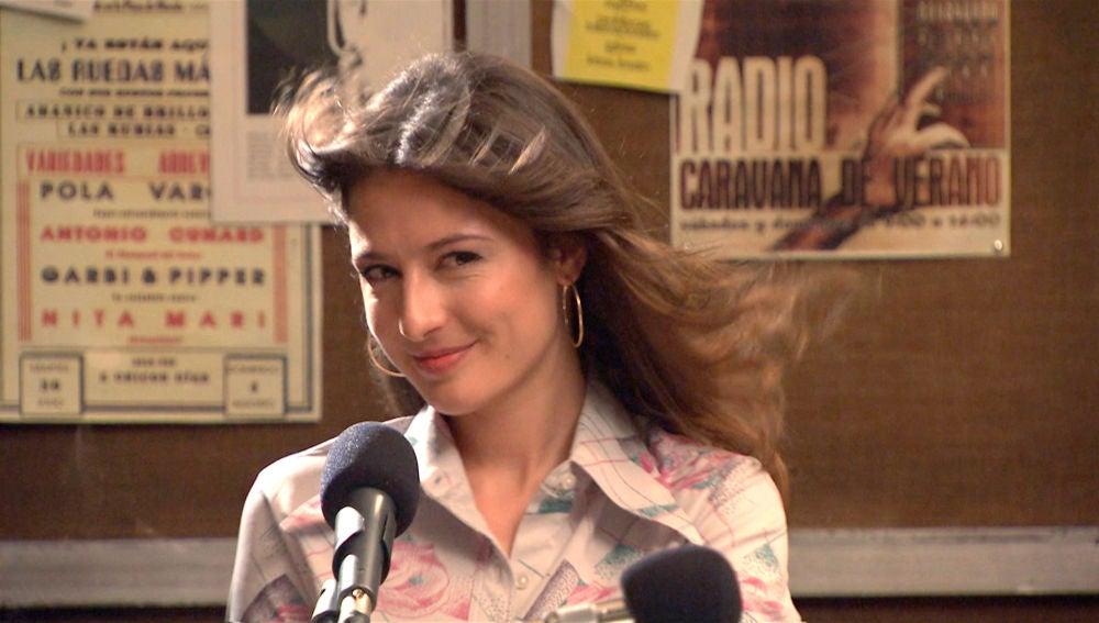 Fede fantasea con Marina en pleno directo del programa de radio