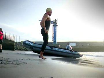 Tragedia en Gran Canaria con la muerte del nadador Carmelo Santana
