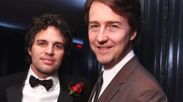 Mark Ruffalo y Edward Norton, los dos Hulk de Marvel