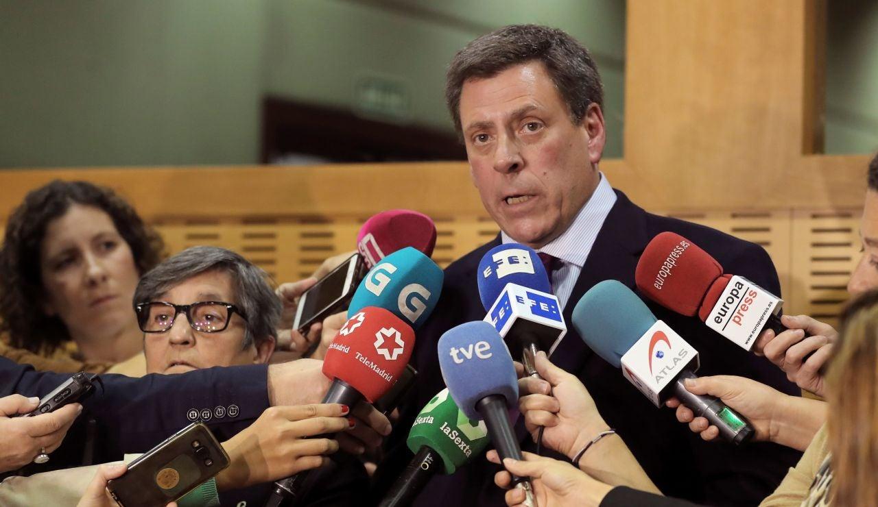 Juan Carlos Quer, padre de la joven asesinada Diana Quer