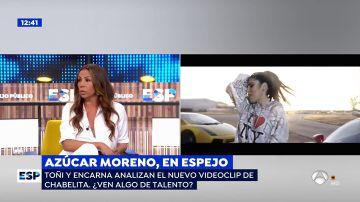 Toñi Salazar.