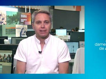 REEMPLAZO Vicente Vallés te explica cómo escuchar Antena 3 Noticias en Alexa