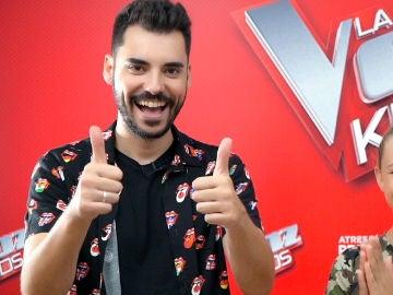La familia Carameluchi desvela su TOP 5 de la penúltima noche de Audiciones a ciegas de 'La Voz Kids'