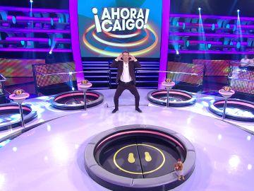 Arturo Valls revela que ha desarrollado un superpoder y lo demuestra en '¡Ahora caigo!'