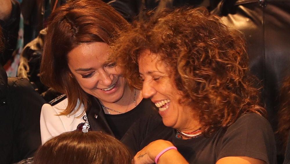 Toñi Moreno y Rosana