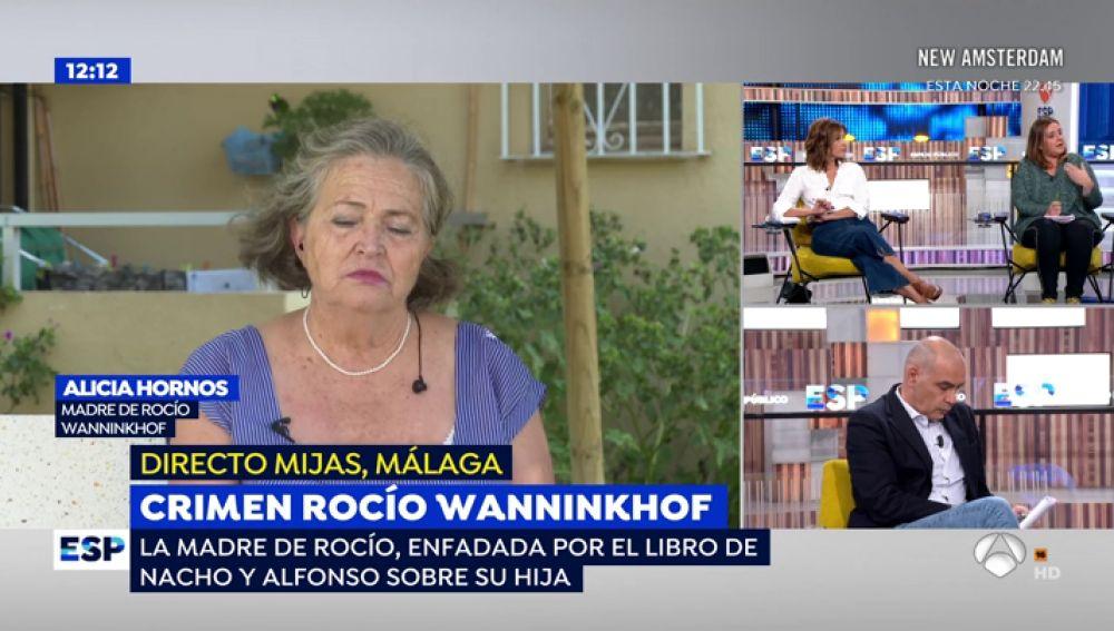 Entrevista a Alicia Hornos