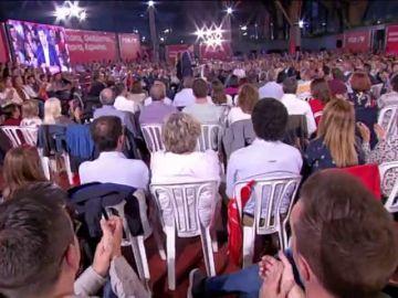De mitin en mitin entre espantajos y candidatos desencajados