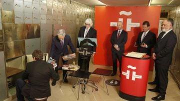 Homenaje al grupo 'Les Luthiers' en Madrid