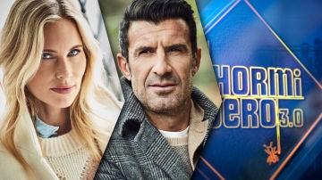 El miércoles recibimos en 'El Hormiguero 3.0' al matrimonio formado por el exfutbolista Luis Figo y la modelo Helen Svedin