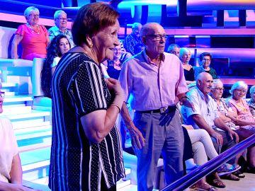 Palmira Gogó contra el Michael Jackson de Albacete: ¿Quién gana el duelo de baile de '¡Ahora caigo!'?