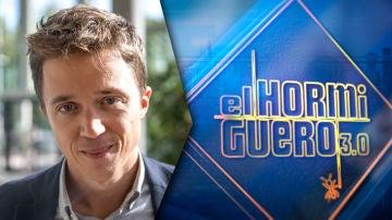 El martes, jornada para abordar la intensa actualidad con la presencia de Íñigo Errejón en 'El Hormiguero 3.0'