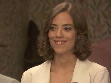 'El secreto de Puente Viejo': Marta, ilusionada y feliz con un nuevo hombre