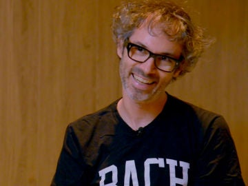 James Rhodes nos habla de su último libro 'Playlist'