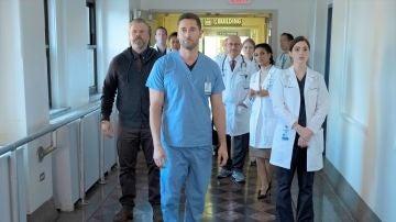 El increíble gesto con el que Max Goodwin demuestra que es un doctor único