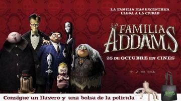 Concurso 'La familia Addams'