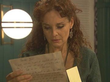 'El secreto de Puente Viejo': La emocionante carta de amor del amante de Isabel de los Visos