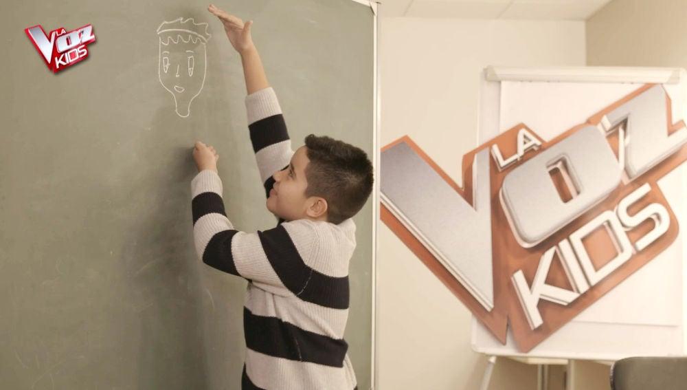 """Los niños de 'La Voz Kids' definen a David Bisbal: """"Es el de la patada con voltereta"""""""