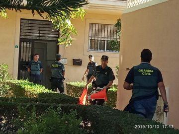 Detenida una mujer por el asesinato de su hijo de 7 años en El Ejido