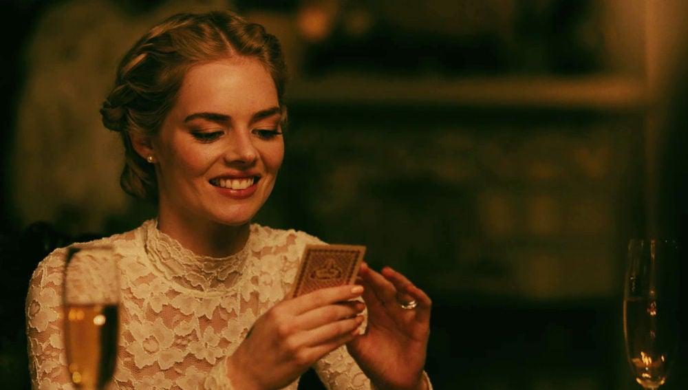 Samara Weaving en 'Noche de bodas'