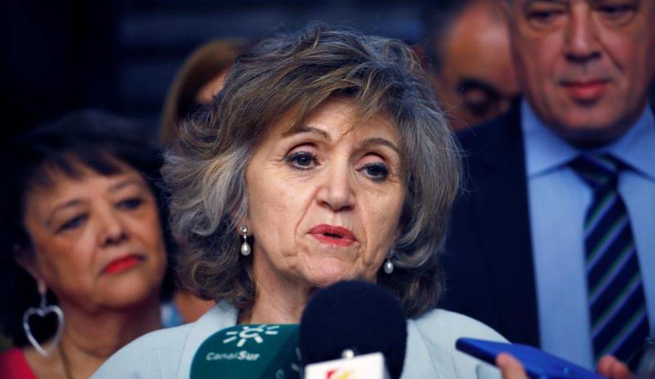 """El discurso en inglés de Carcedo que recuerda al """"relaxing cup"""" de Ana Botella"""