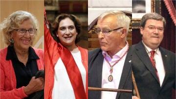 Los alcaldes que más cobraron en España en 2018