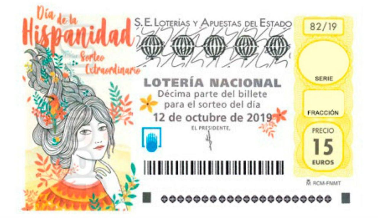 Sorteo Día de la Hispanidad 2019: Premios y horario de la Lotería Nacional el 12 de octubre