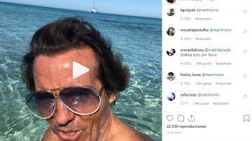 El Instagram de Romano Aspas