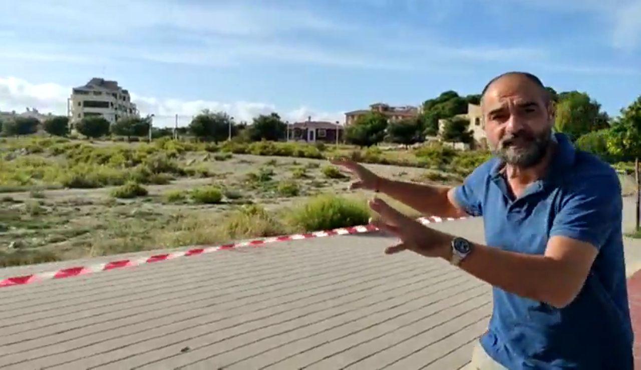 Raúl García nos explica en qué consiste el brote de 'fiebre Q' detectado en Villajoyosa