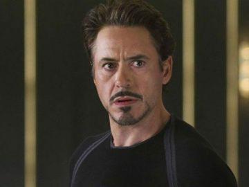 Robert Downey Jr. como Tony Stark (Iron Man)