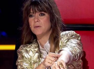 El torrente de voz de una talent eriza la piel de los coaches rindiendo homenaje a Niña Pastori en 'La Voz Kids'