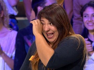 La inusual reacción de una concursante de 'La ruleta de la suerte' tras caer en el bote