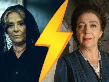 La historia de venganza y traición de Francisca Montenegro y la tía Eulalia