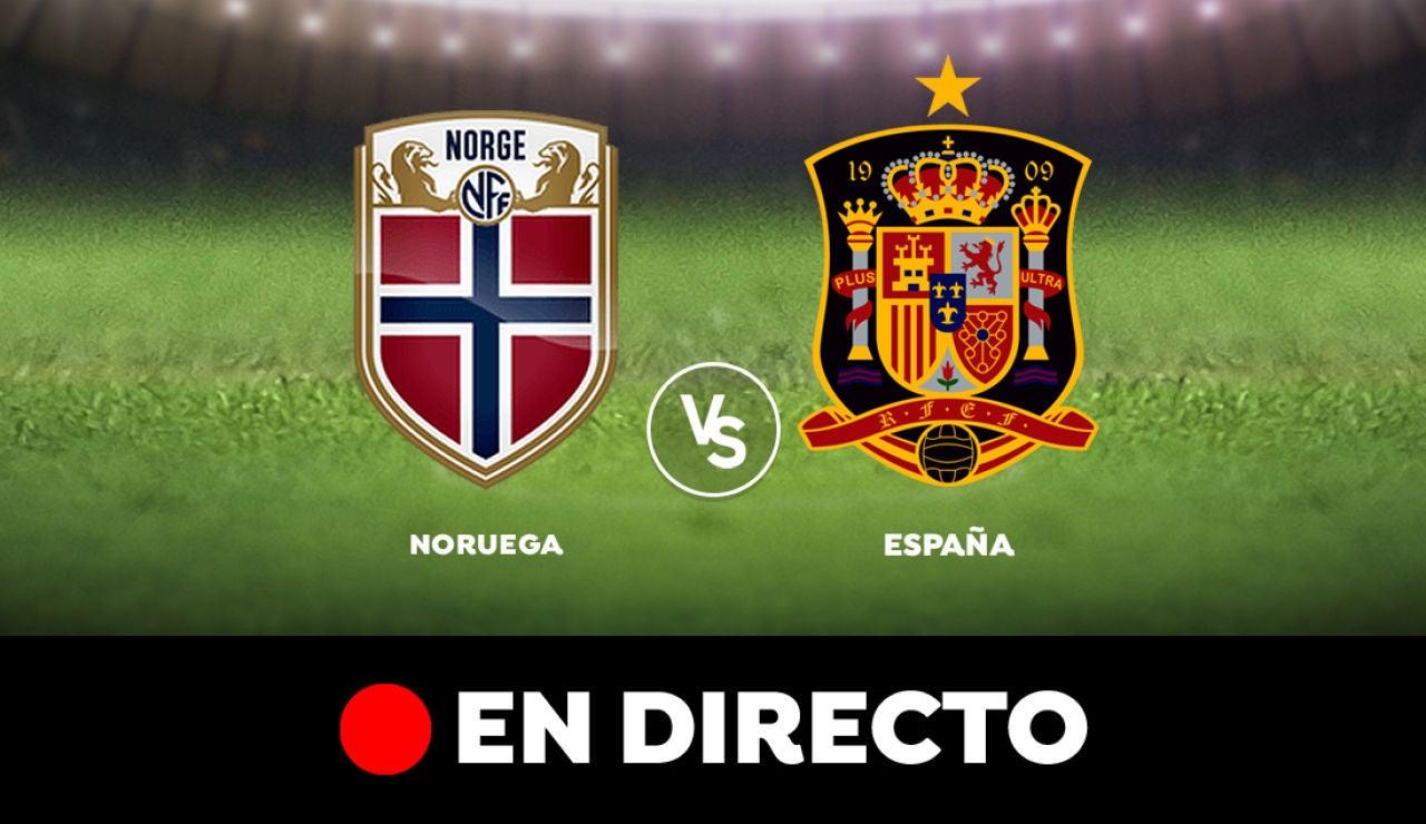 Noruega vs España, partido de clasificación para la Euro 2020