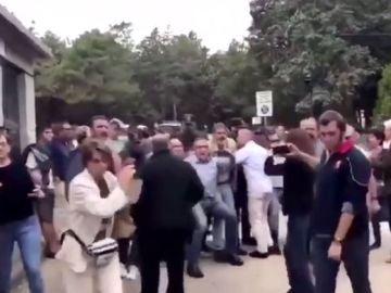 Incidentes en el Valle de los Caídos