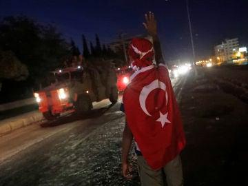 Ofensiva turca en Siria