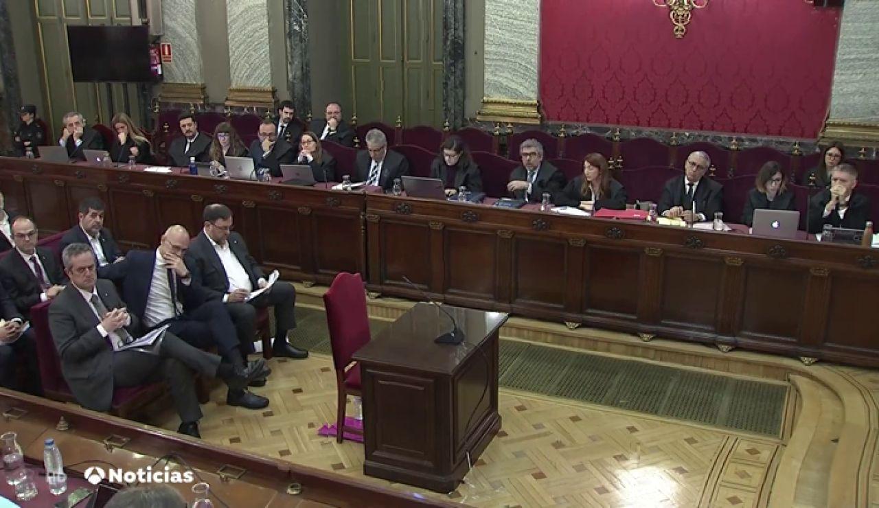 REEMPLAZO | Sentencia del 'procés': sedición y no rebelión, probable condena para los líderes del 1O