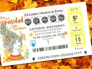 Sorteo Extraordinario Día de la Hispanidad 2019: Premios de la Lotería Nacional del sábado 12 de octubre